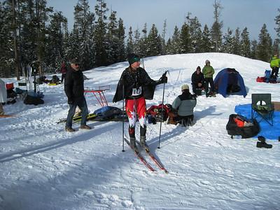 Equinox 24 Hour Ski Race 2011