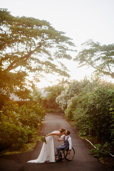 Britt + Mick // Hawaii Wedding