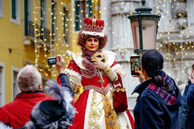 Venetian Masquerade Festival