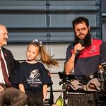 USMC GySgt Thomas McRae Home Dedication