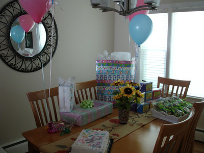 Amy's Baby Shower