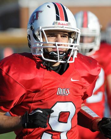 Staunton Bulldogs Playoff Football Photos