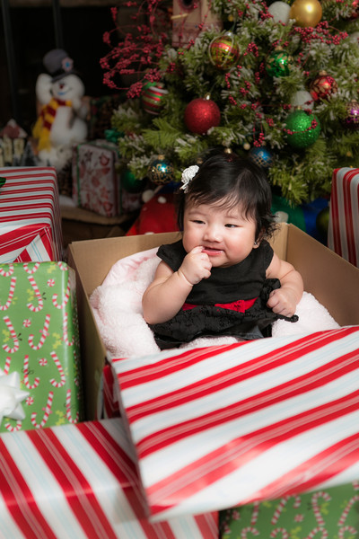 Zoeys 1st Christmas