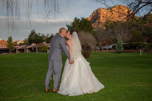 Danielle & Ray's Sedona Wedding