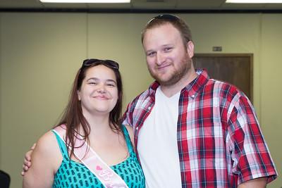 Robert and Tiffany