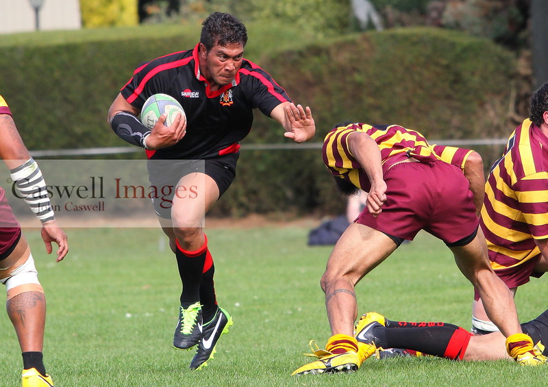 North Otago Club Rugby (2013)