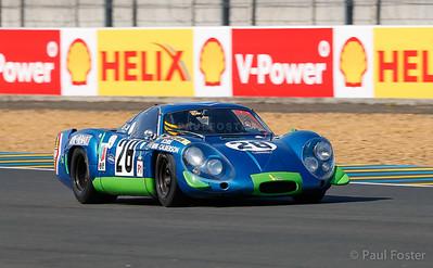 2015 Le Mans Legends