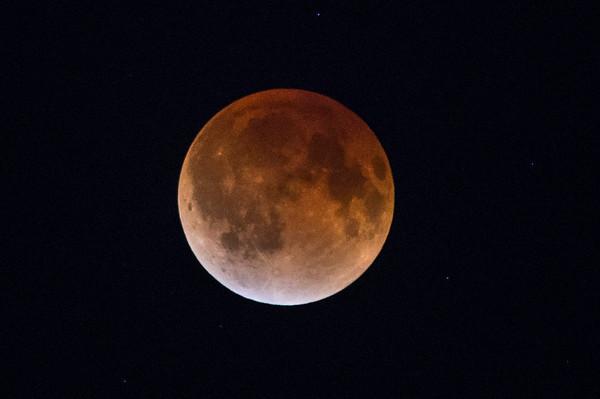 Blood Moon Lunar Eclipse April 15, 2014