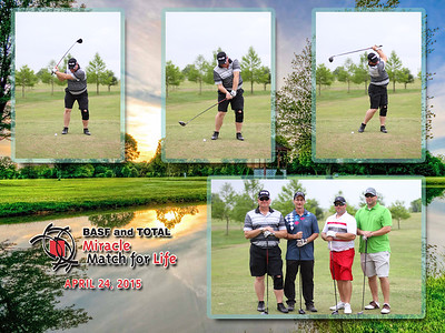 Miracle Match for Life Golf Tournament 2015
