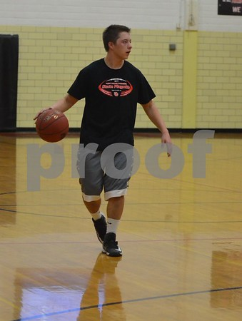 2014 Fort Dodge Alumni basketball