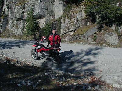 Riding the Elaho 09.27.03