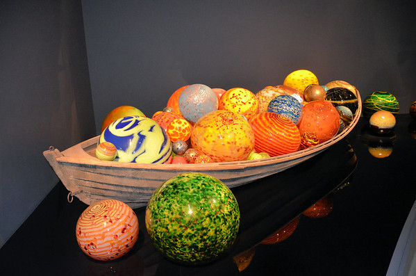 Chihuly Exhibit at the ROM (August 2016)