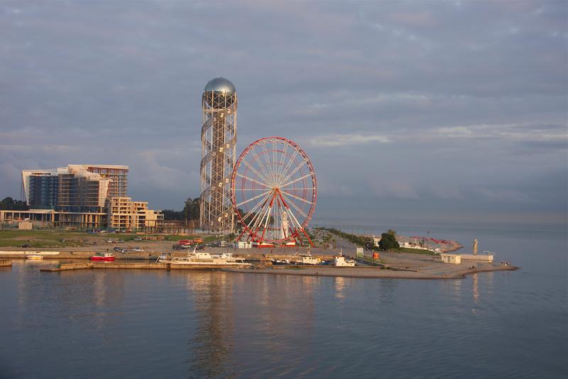 Waterfront at Batumi, Georgia. _DSC4705