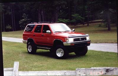 1994 4Runner 4x4