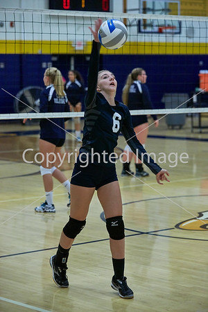 2016-09-15 JFK Volleyball Varsity vs Robbinsdale (Teacher Night)