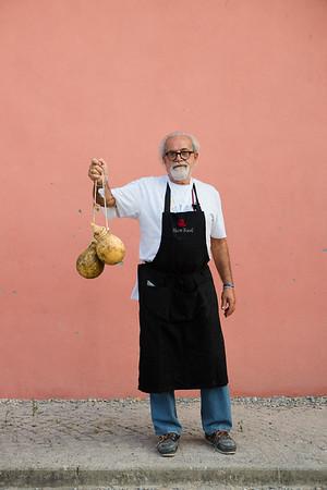 I formaggi: cartina di tornasole della Puglia