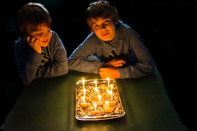 Happy Birthday Xander - 11 yrs
