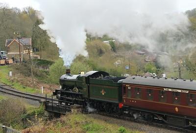 20160501 Severn Valley Railway