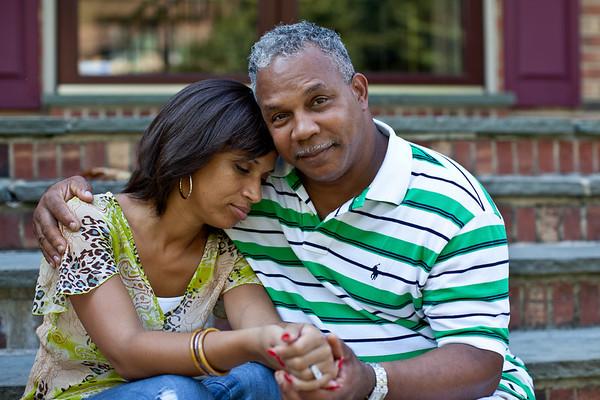 Pastor Ray and Latisha
