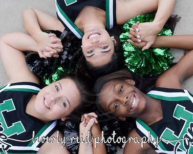EHHS Freshman Cheerleaders