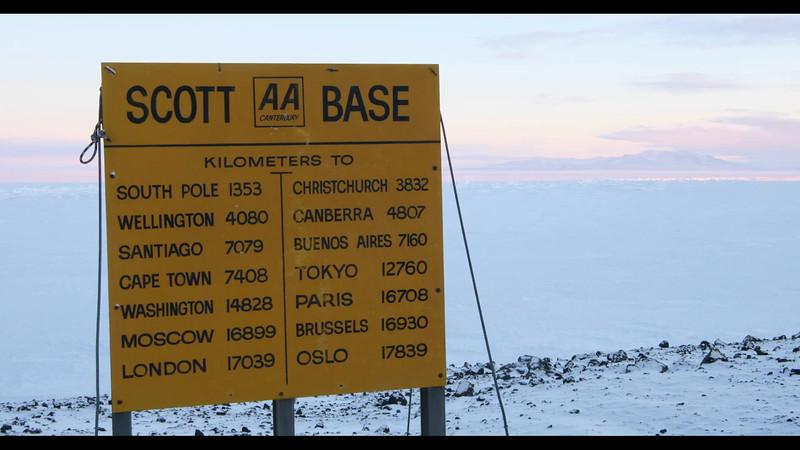 Scott Base Crew: Cargo Handler