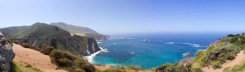 2012 Monterey, Big Sur