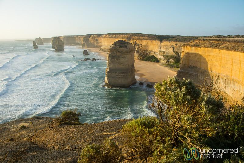 12 Apostles at Dusk - Great Ocean Road, Victoria