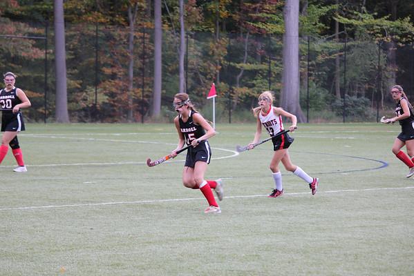 Girls HS JV Field Hockey/Carroll 10/8/13
