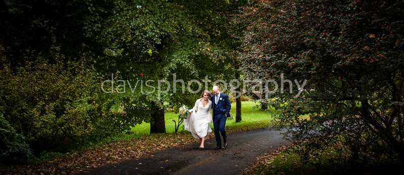Kathryn & James Lissanoure Castle wedding