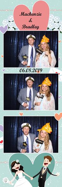 Mackenzie & Bradley Wedding 06.08.2019