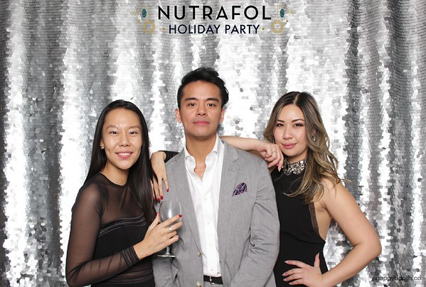 12.05.19 | Nutrafol Holiday Party