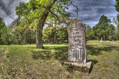 Cemeteries And Headstones
