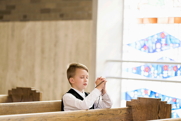 Divine Child Dearborn Michigan First Communion Session #2 - 2019