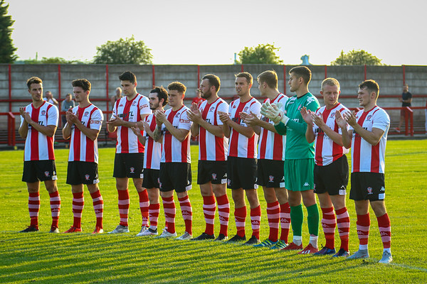 Witton Albion v Crewe Alexandra Pre-season friendly 16-07-19