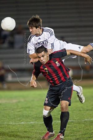 CHS Boys Varsity Soccer 2011
