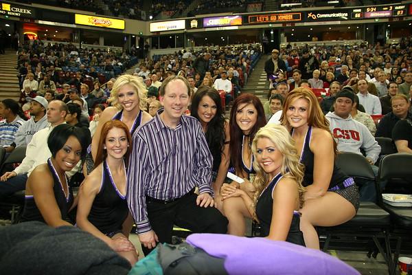 Kings Vs. Pacers, 3-3-09 (Kings Row)