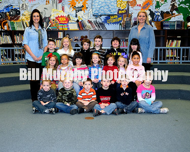 2012 - 2013 Central Elementary Class Groups, January 8, 2013.