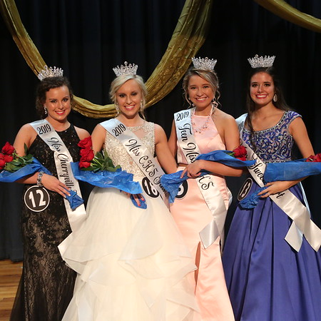 Miss Cherryville 2019