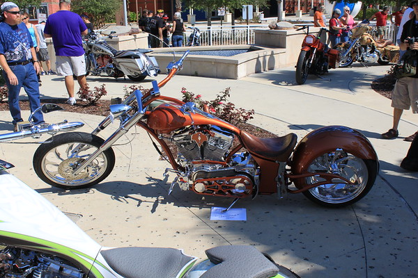 Thunder Beach/Bike Week Fall 2012 - Panama City Beach, FL