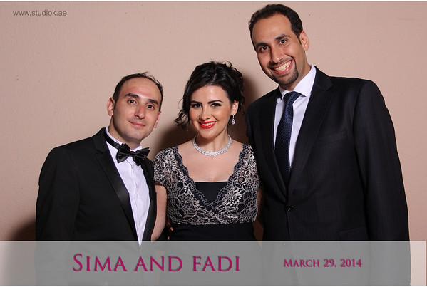 140329 Sima and Fadi