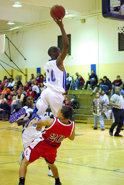 Neal vs Miller Basketball 2008