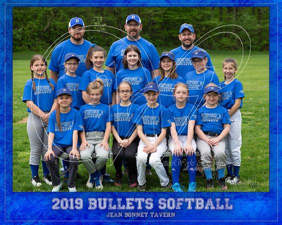 Lybarger Softball Bullets