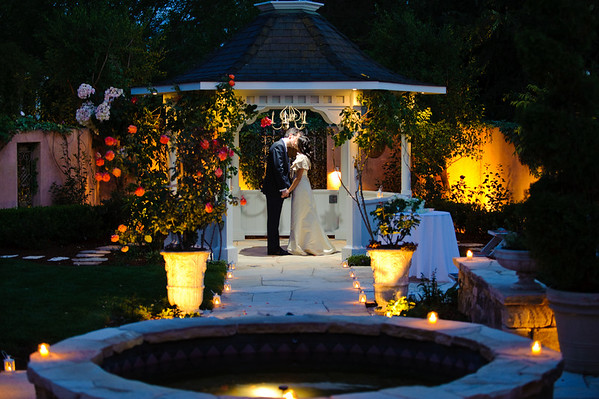 "Johnny and Jenn <br><font size=""-2"">(Wedding Photography, Private Residence, Los Altos, California)</font>"