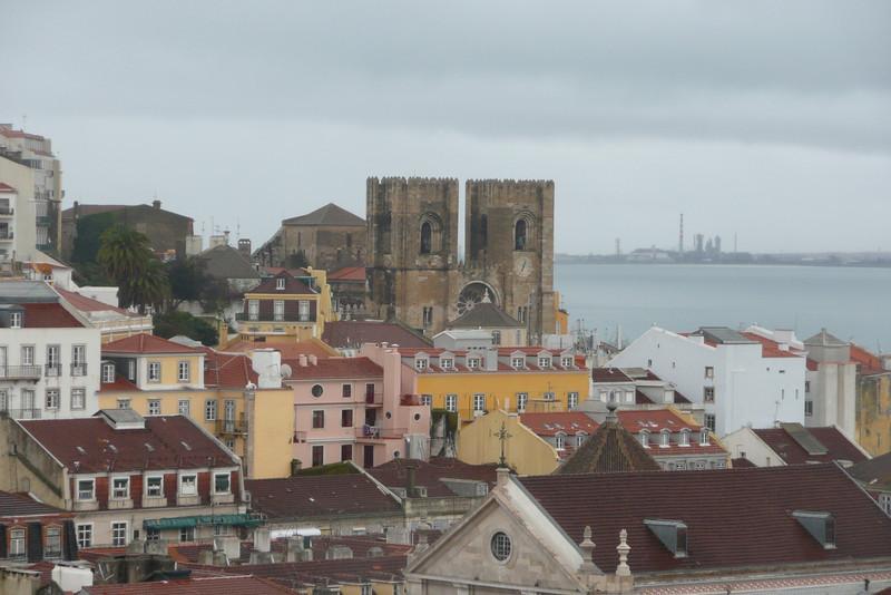 Sé. Alfama, Lisbon