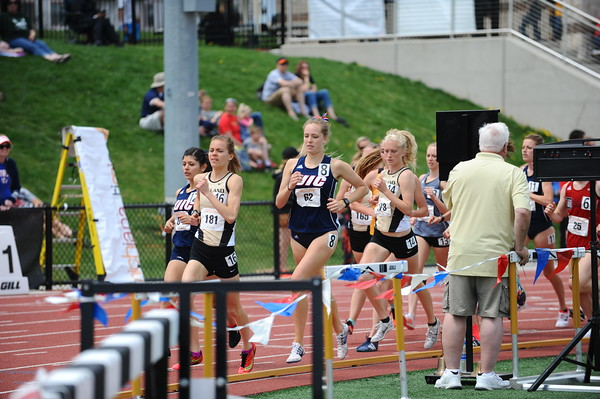 Women's 5000 Finals Gallery 1 - 2018 Horizon Outdoor