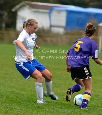 Lady Vikings Soccer 2010