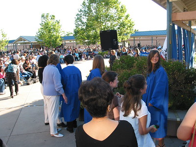 Marc's Middle School Graduation