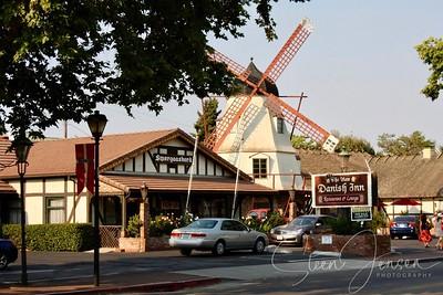 California; Solvang; USA;