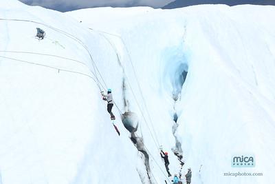 July 27 Ice Climbing with Exposure Alaska