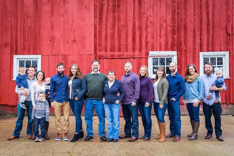 Zinger Family 11-25-16